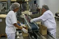 Praca przy pakowaniu w Holandii na produkcji cukierków