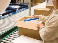 Praca w Wielkiej Brytanii przy pakowaniu na magazynie (Walia UK)