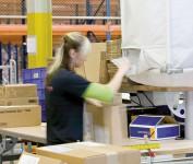 Ogłoszenie praca w Anglii w fabryce na taśmie przy pakowaniu Somerset