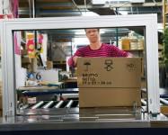 Praca Niemcy dla pakowaczy bez języka na produkcji przy płytach Bielefeld