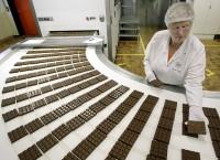 Niemcy praca bez języka na linii produkcyjnej Stuttgart w fabryce czekolady